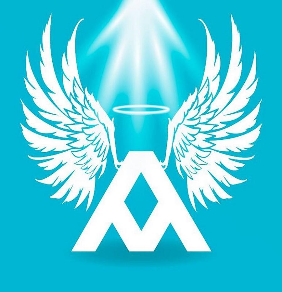 طرح گرافیکی الهام گرفته از لوگوی ایمیا